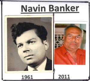 Navin Banker-1961 & 2011